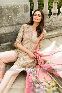 DRP6594 - Sobia Nazir Luxury Chiffon Collection EID 2017