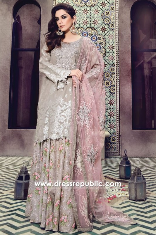 DRP6664 - Maria B Lawn Eid Collection 2017