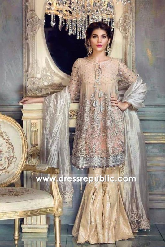 drp6743 - Maria B Aayra Collection 2017