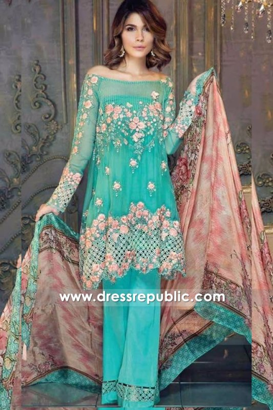 drp6746 - Maria B Aayra Collection 2017