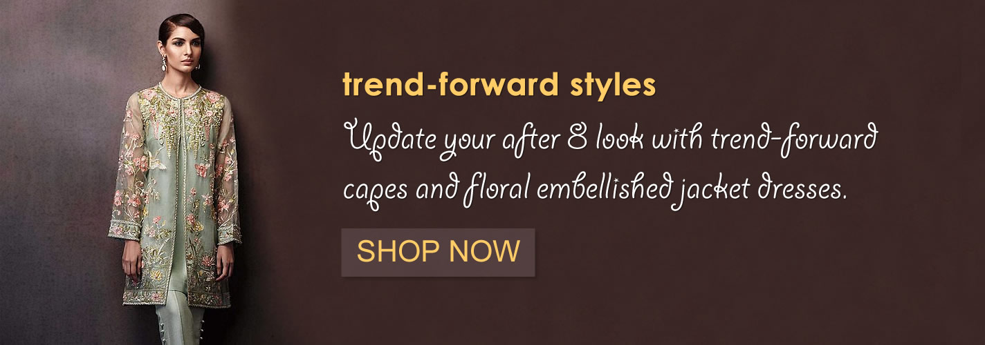 Trend-Forward Party Wear Styles