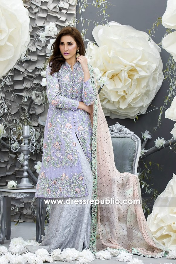 DR14341 - Bridal Dress by Tena Durrani