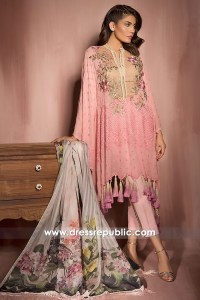 DRP6819 - Design 05 Sobia Nazir Pre Fall Collection 2017 Buy Online in Australia