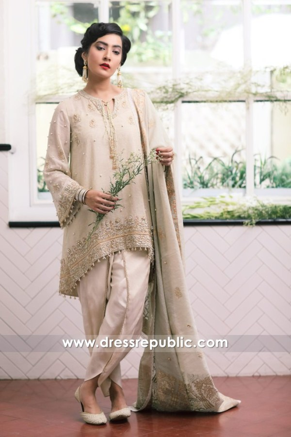 DR14388 - Pakistani Evening Wears 2017 USA