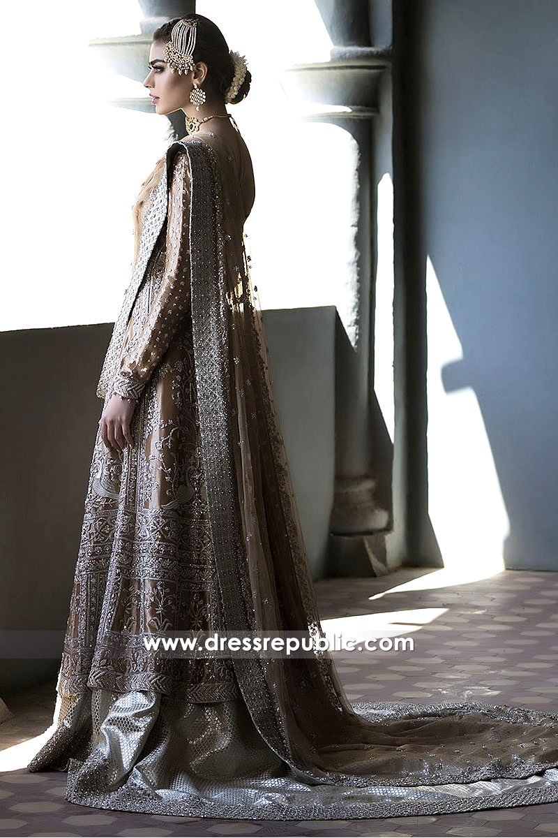 DR14423b - Sania Maskatiya Bridal Dresses 2017 UK