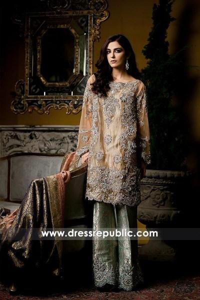 DR14580 Ammara Khan Party Wears 2018 Online USA, UK, Canada, Australia