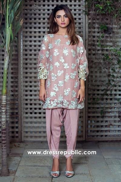 dr14544 Casual Salwar Kameez for Birthday Party Shop Pakistani Designers