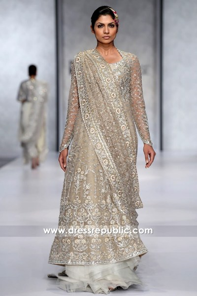 DR14616 Bridal New Arrivals 2018 by Sania Maskatiya Latest Women's Dresses