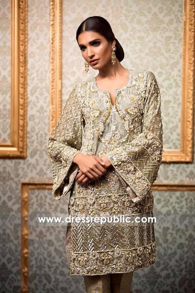 DR14638 Pakistani Wedding Guest 2018 San Francisco, Sacramento, California