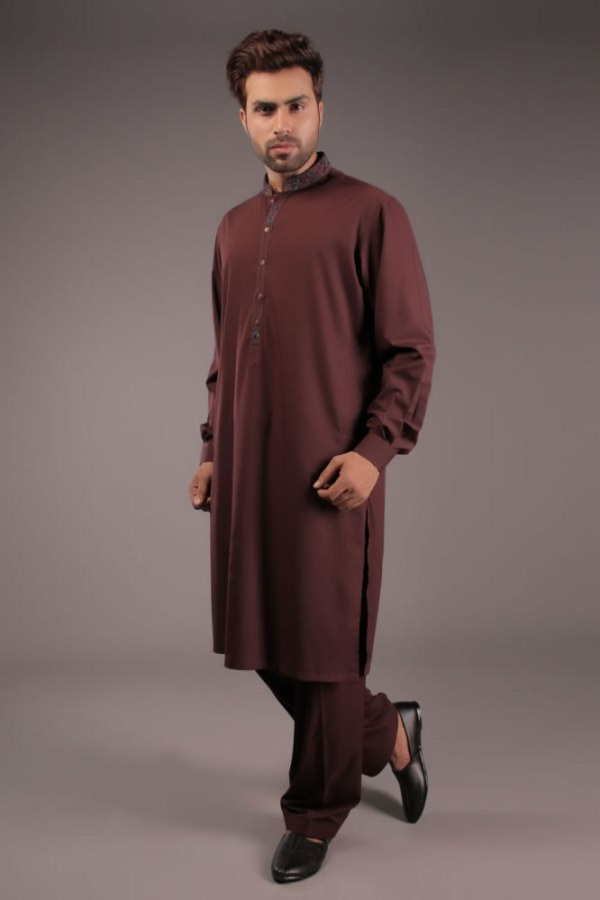 DRM5153 Men's Embroidered Kurta Aberdeen, Glasgow, Edinburgh, Scotland