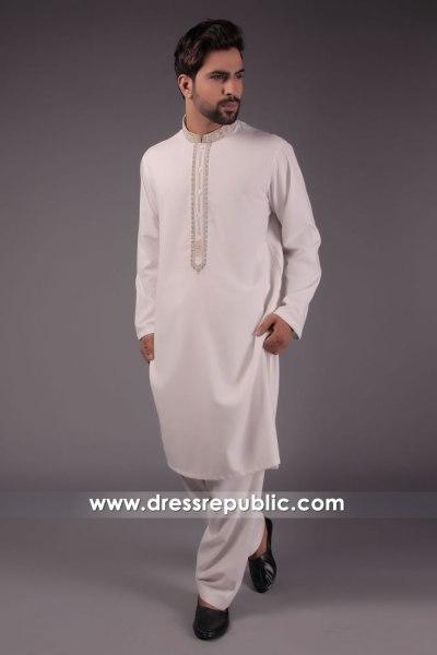 DRM5175 Junaid Jamshed Kurta 2018 Ramadan & Eid Collection New York, USA