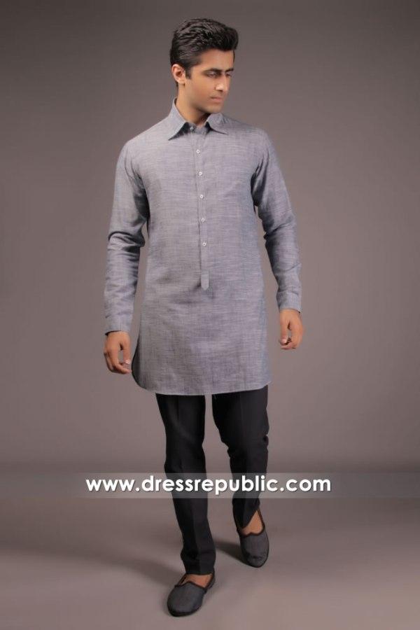 DRM5176 Mens Kurta & Shalwar Kameez Bespoke Tailoring Online Shopping