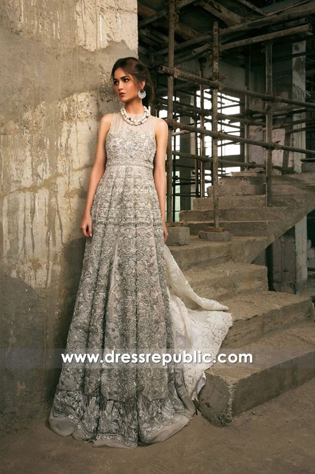 DR14712 - Sana Safinaz Bridals 2017, 2018 Collection