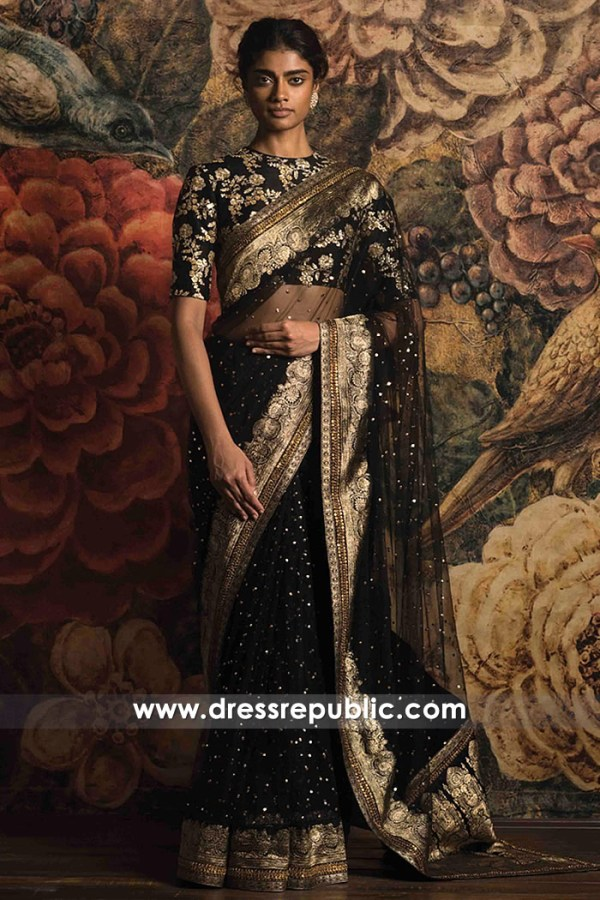 DR14821 Sabyasachi Sarees USA, UK, Canada, Australia, New Zealand Online
