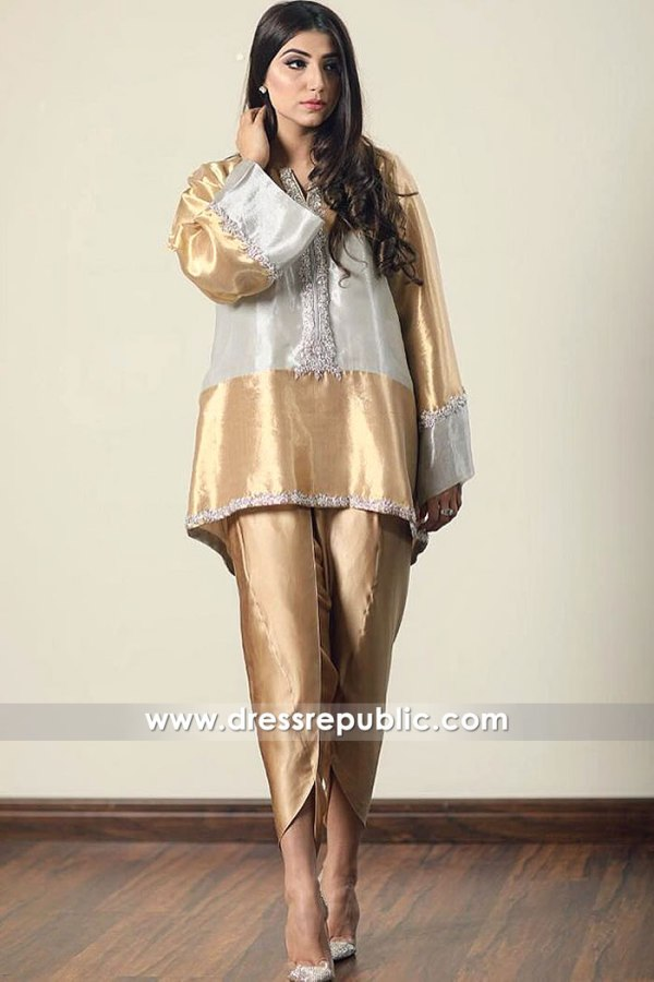 DR14947 Asian Party Wear Designer Suits 2018 Toronto, Mississauga, Canada