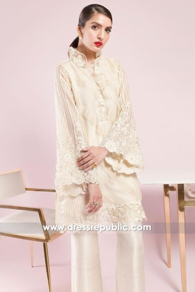 DR15022 Get Pakistani Party Wear Kurtis in California, New York, New Jersey