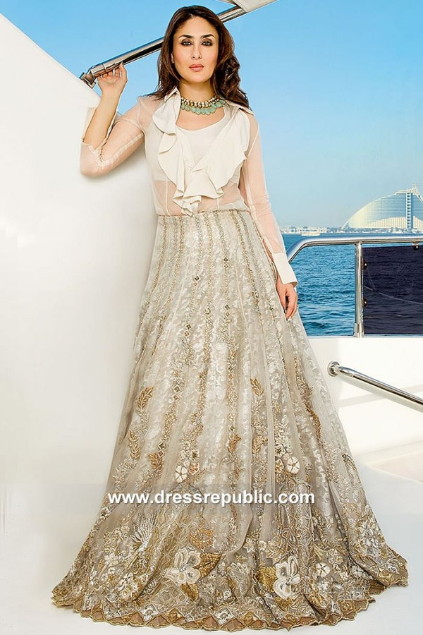DR15059 Kareena Kapoor in Pakistani Designer Dress Buy Online USA, Canada, UK