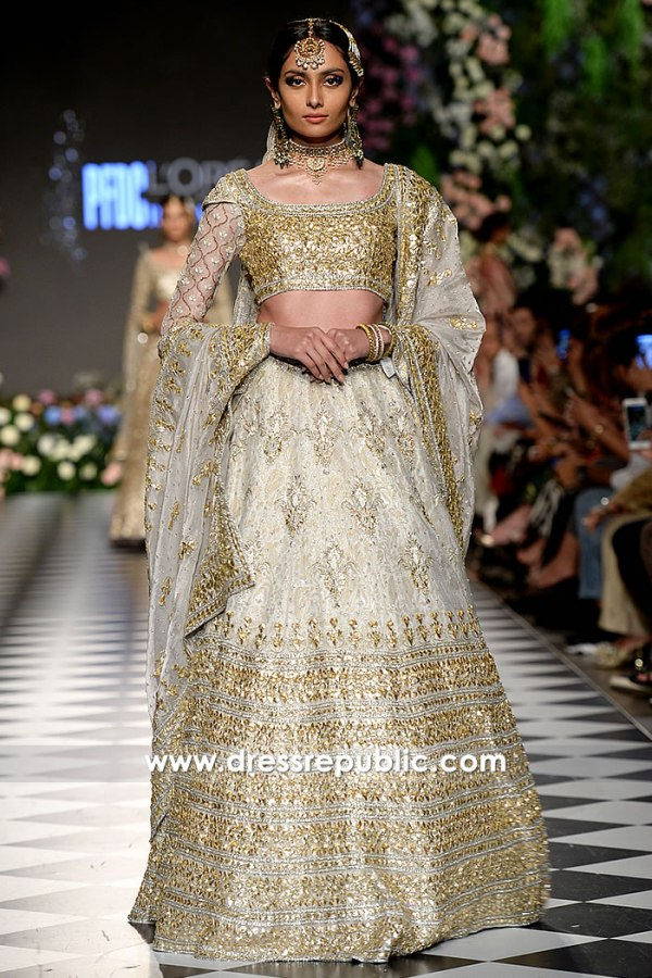 DR15217 Pakistani Designer Dresses 2018 Canada Buy Trabzon Collection Online