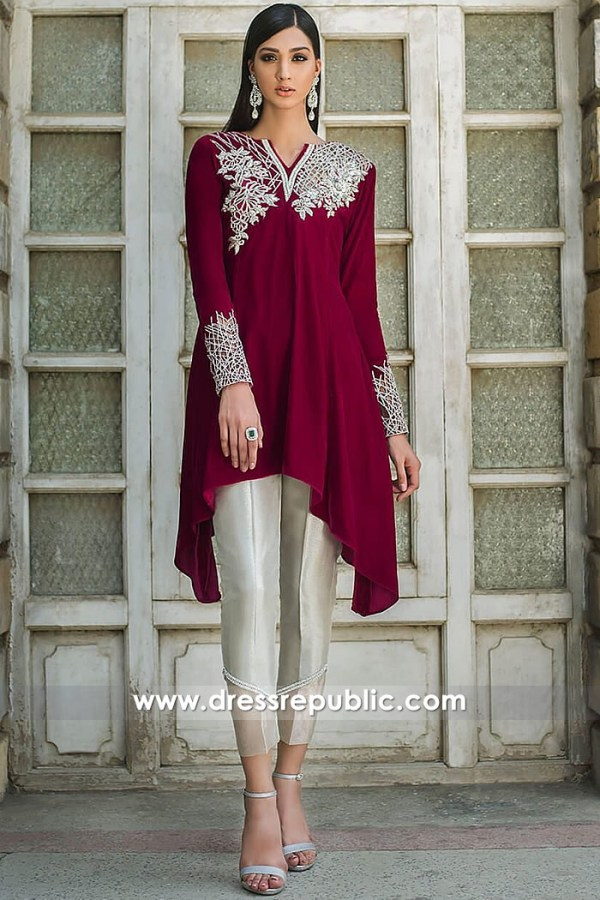 DR15284 Zainab Chottani Party Dresses 2019 Dubai, Abu Dhabi, Sharjah, UAE