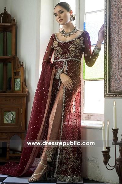 DR15290 Zainab Chottani Wedding Collection 2019 USA, Canada, UK, Europe