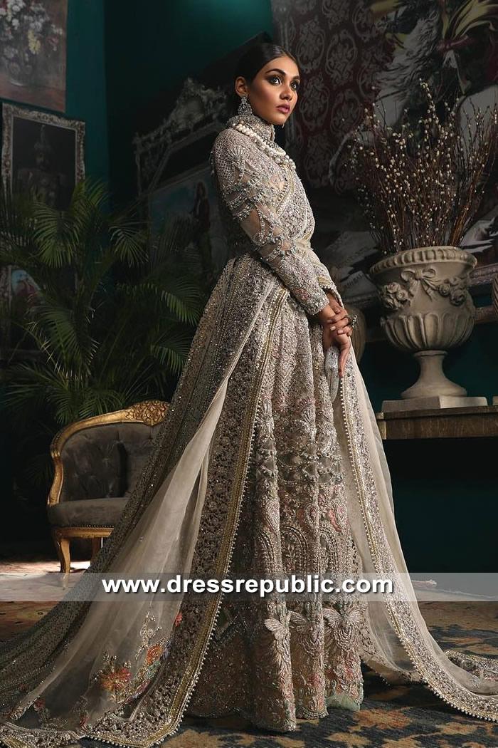 DR15351 Sana Safinaz Bridal Collection 2019 London, Manchester, Birmingham