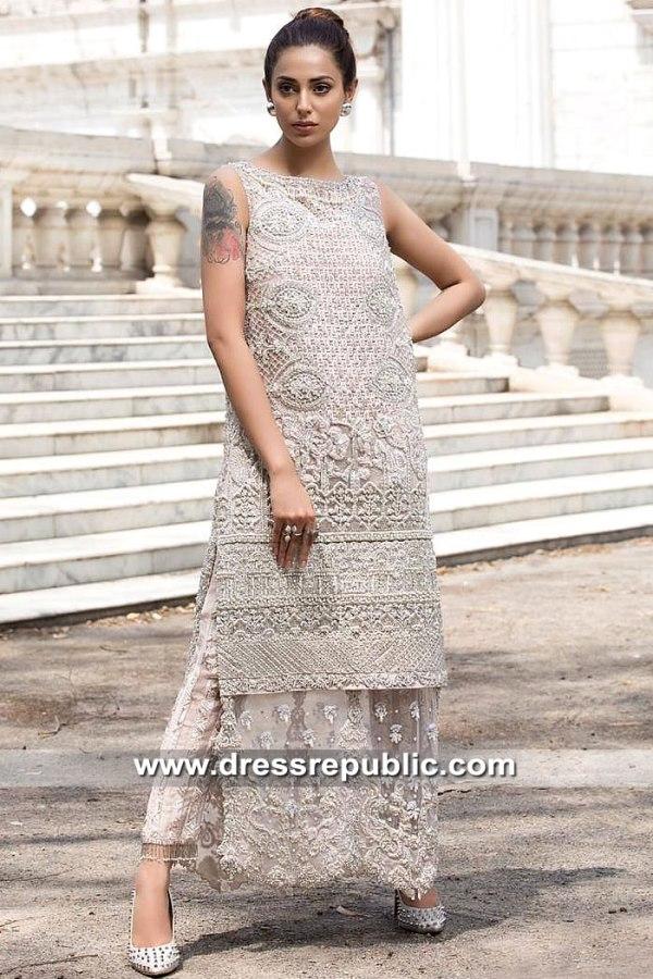 DR15368 Erum Khan Dresses 2019 UK Buy in London, Manchester, Birmingham