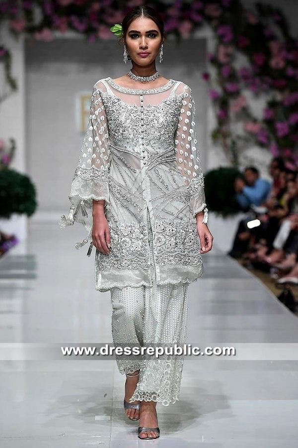 DR15470 Fashion Designer Zainab Chottani FPW Dresses 2019 Buy Online