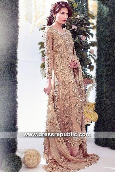 DR15482 Bridal Sharara in Auckland, Wellington, Christchurch, New Zealand