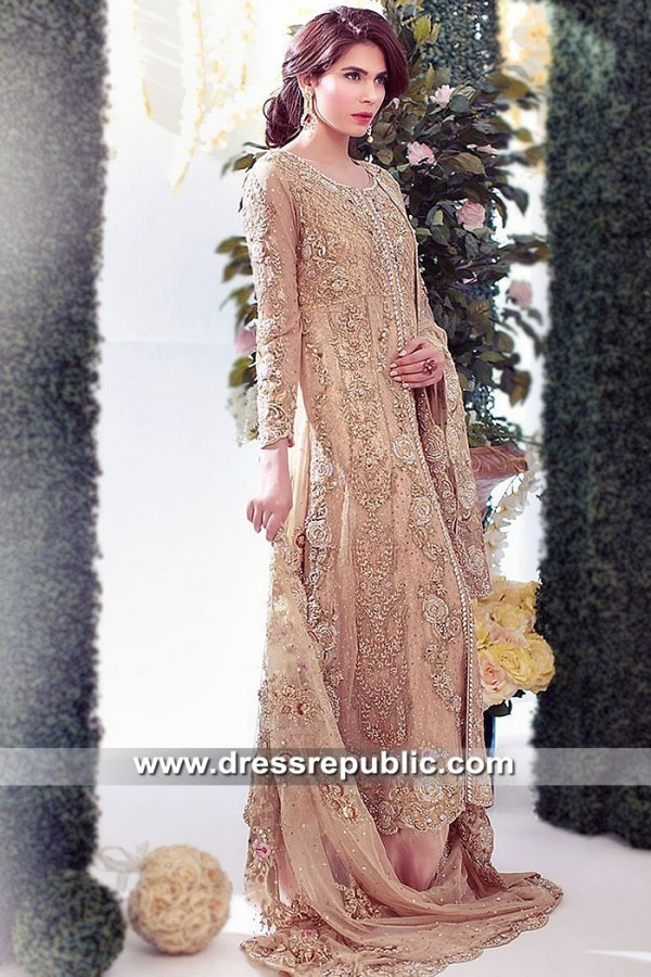 DR15482 Bridal Sharara in Auckland, Wellington, Christchurch, New Zealand