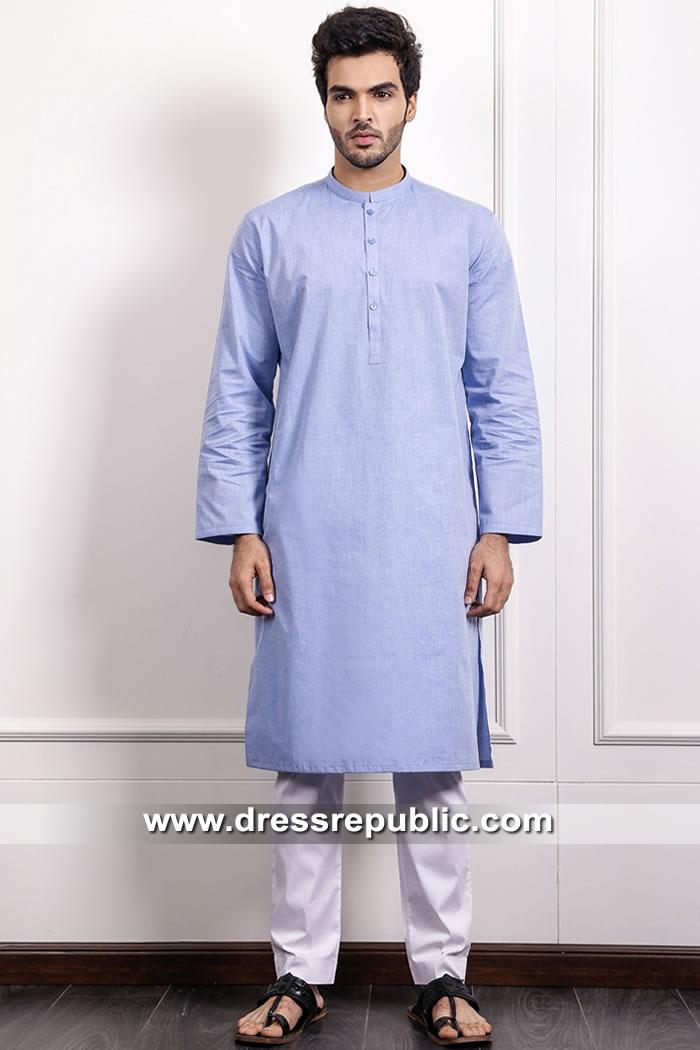 DRM5257 Eid Kurta Shalwar Kameez for Men New York, New Jersey, USA