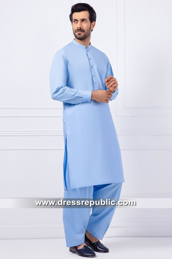 DRM5258 Eid Kurta Shalwar Kameez for Men Chicago, Los Angeles, Las Vegas