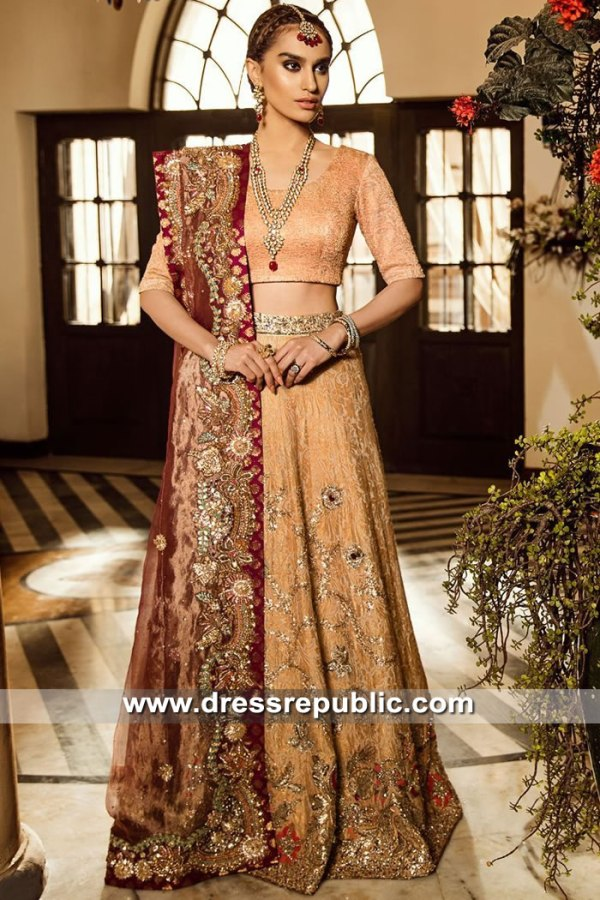 DR15549 Ammara Khan Bridal Collection London, Manchester, Birmingham, UK