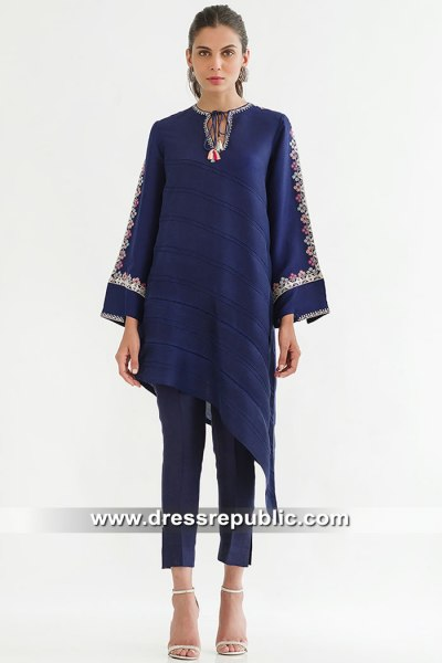 DR15568 Pakistani Designer Kurti 2019 Sydney, Perth, Melbourne, Australia