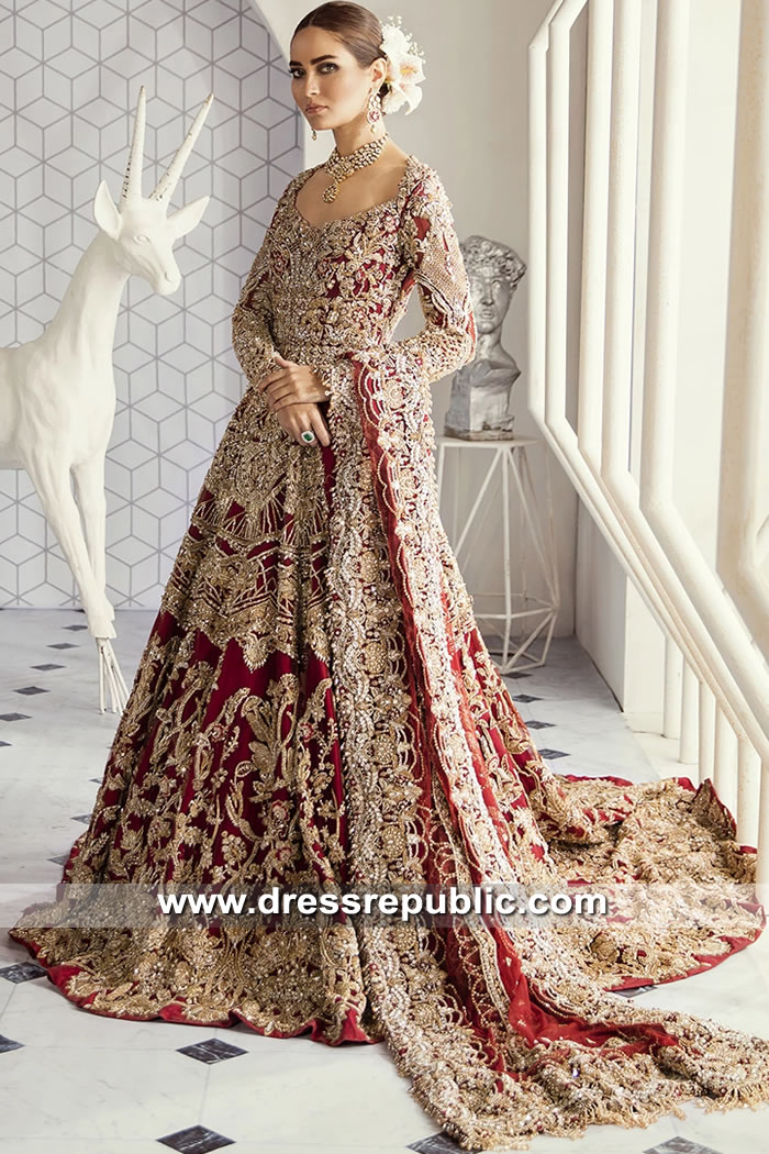 DR15621b Buy amazing bridal dresses with custom made-to-measure service.