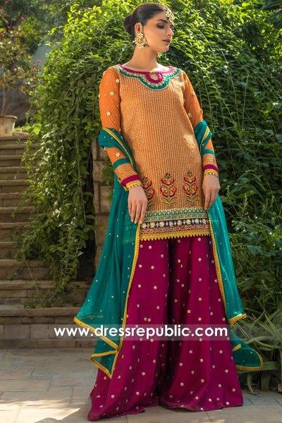 DR15762 Pakistani Designer Dresses 2020 San Francisco, San Jose, Sacramento