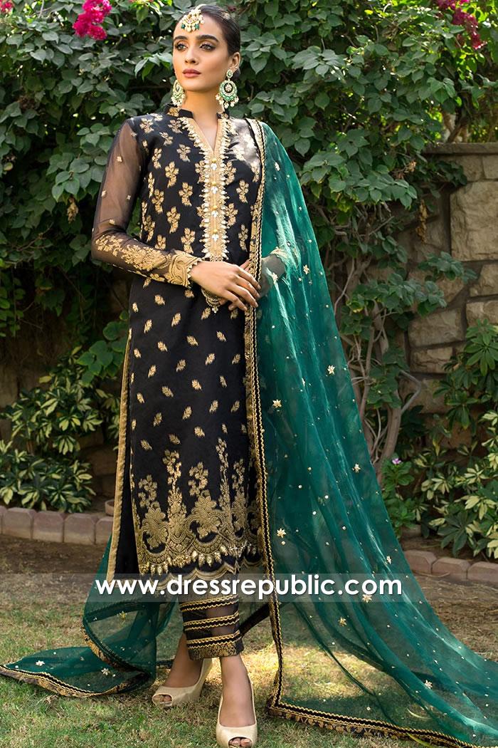 DR15765 Zainab Chottani Party Dresses Oman, Bahrain, Qatar, Kuwait, UAE