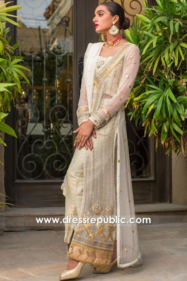 DR15768b Bridal Angarkha Dress 2020 Buy Online in Toronto, Mississauga, Canada