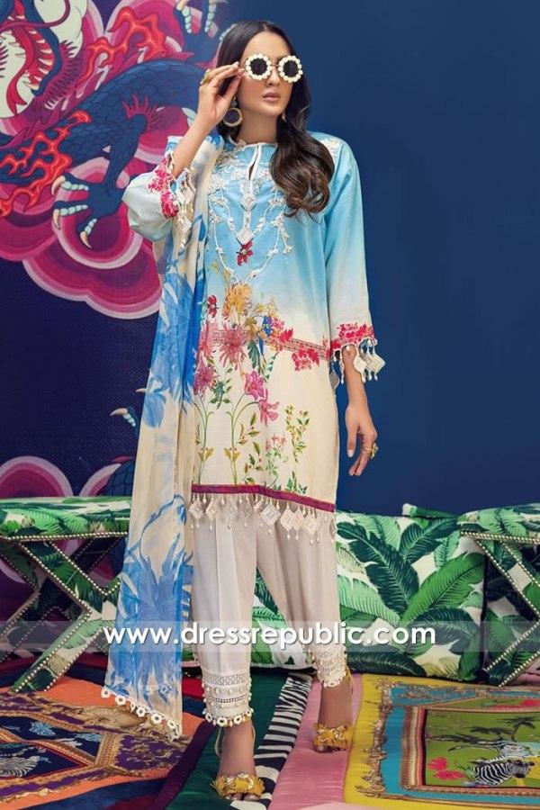 DRP1055 Sana Safinaz Muzlin 2020 Los Angeles, San Jose, San Diego, California