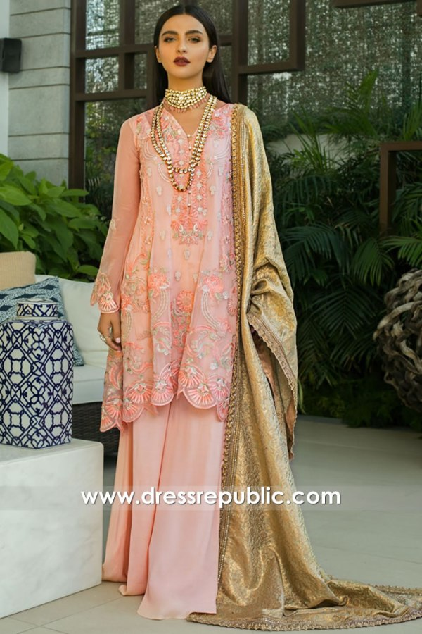 DRP9401 Mina Hasan Chiffon 2020 London, Manchester, Birmingham, Sheffield, UK