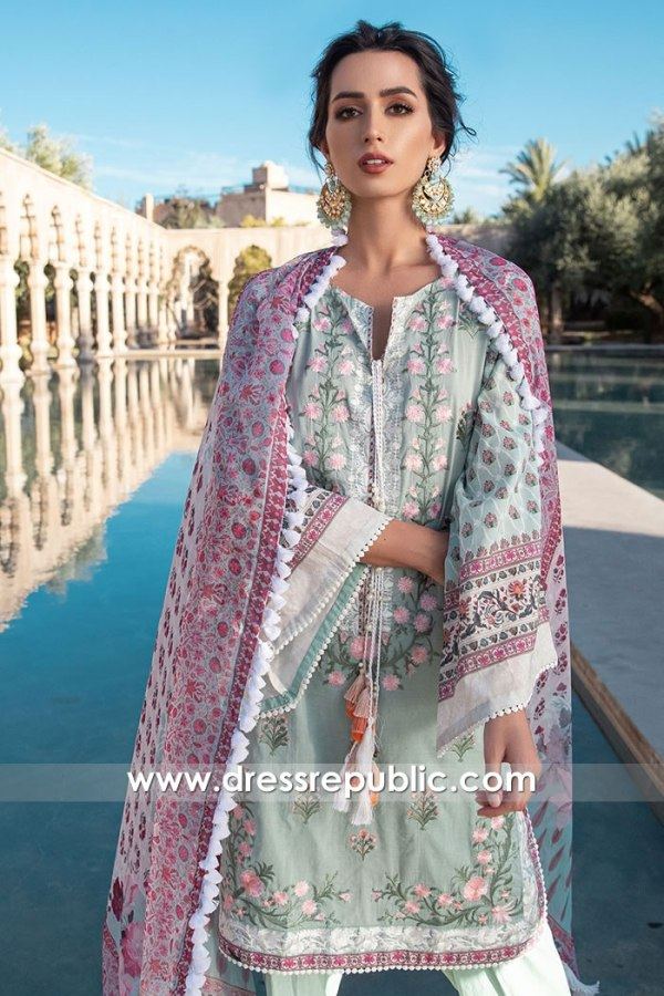 DRP1221 Sobia Nazir Vital Collection With Stitching Price Online Shop for Lawn