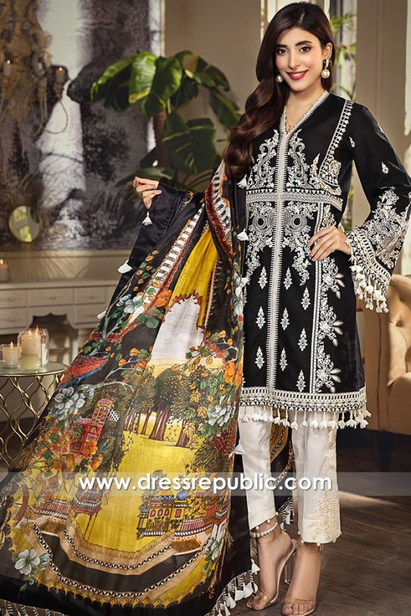 DRP1261 Anaya Luxury Lawn 2020 Online in Auckaland, Wellington, New Zealand