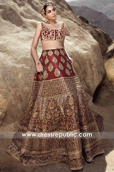 DR15812 Wedding Lehenga Choli 2020 Summer Collection London, Manchester, UK