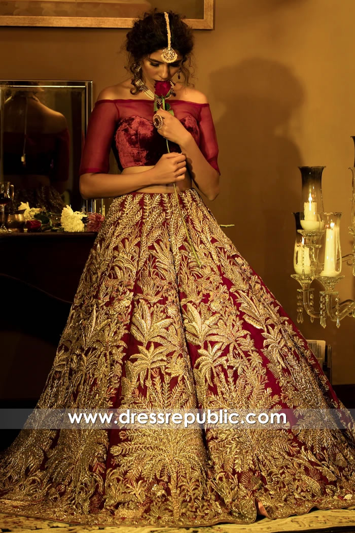 DR15816 Pakistani Bridal Boutiques Houston, Dallas, San Antonio, Austin, Texas