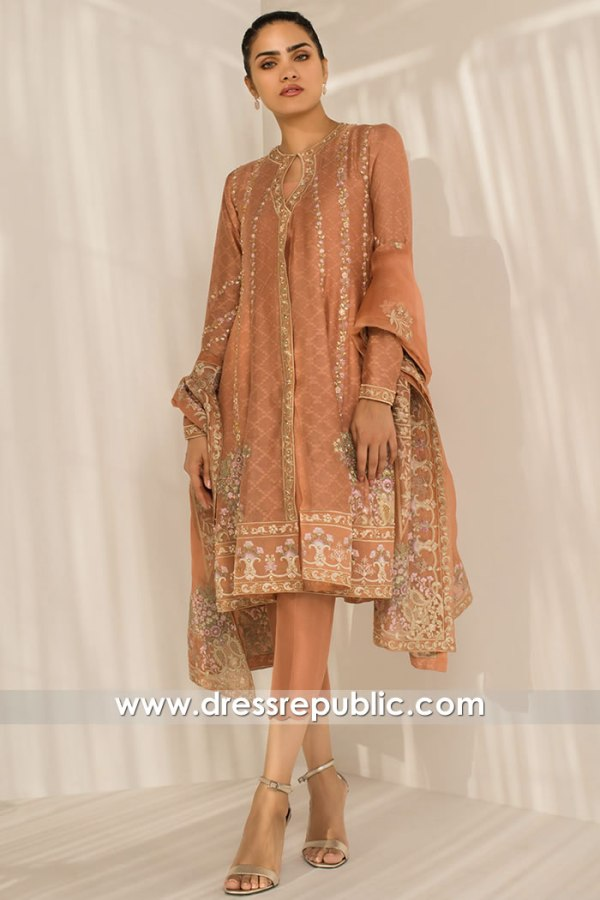 DR15831 Pakistani Designer Party Wear 2020 Los Angeles, San Diego, California