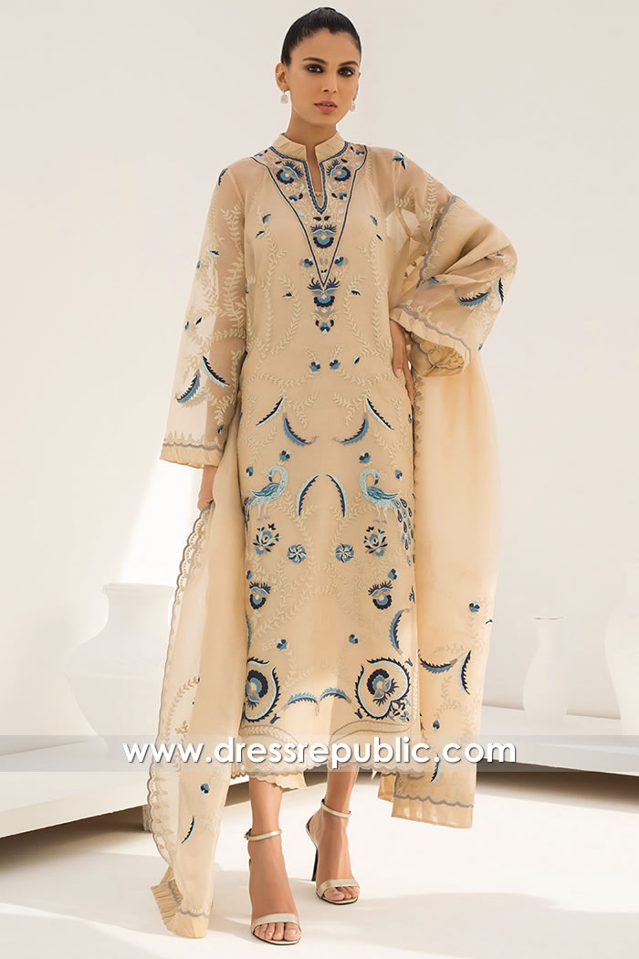 DR15833 Pakistani Designer Party Wear 2020 Toronto, Mississauga, Canada