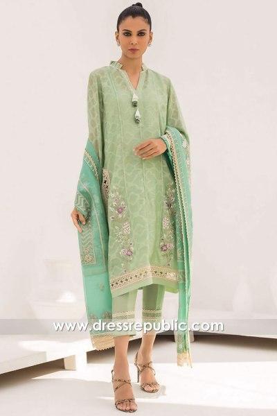 DR15841 Pakistani Designer Party Wear 2020 Sweden, Norway, Denmark, Austria