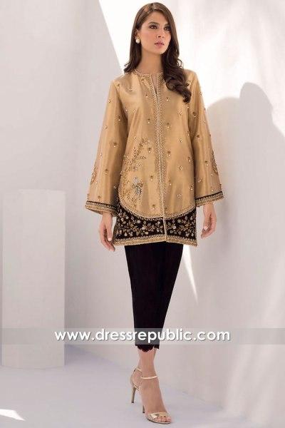 DR15846 Pakistani Designer Party Wear 2020 San Jose, Austin, Fort Worth, Denver