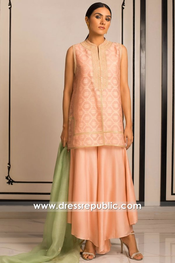 DR15853 Pakistani Designer Party Wear 2020 Tucson, Fresno, Mesa, Atlanta