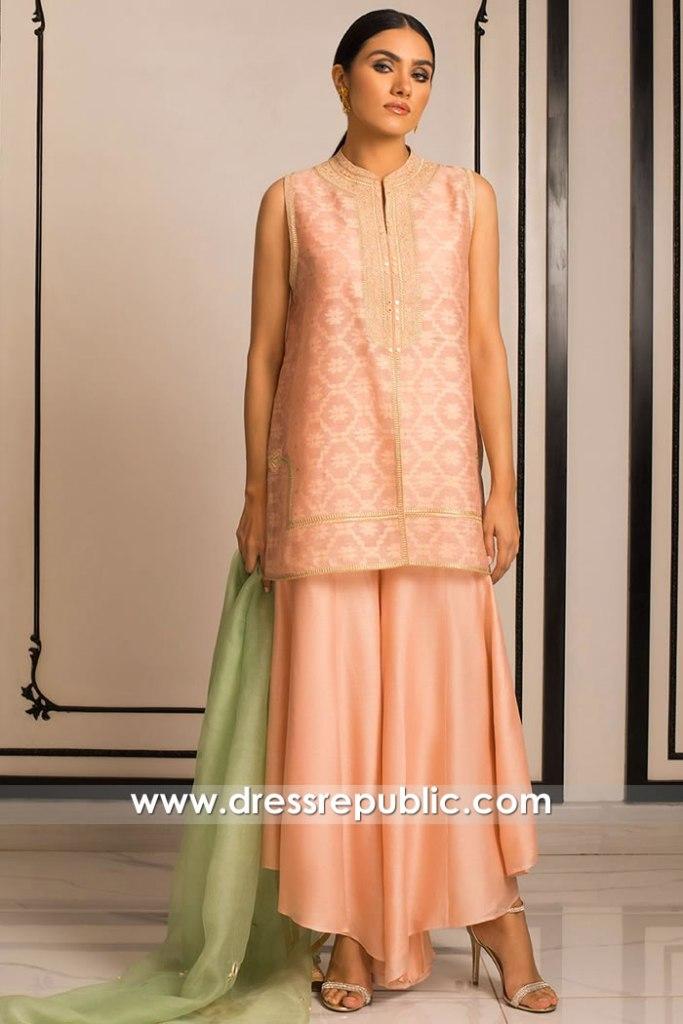 DR15853 Pakistani Designer Party Wear 2020 Tucson, Fresno, Mesa, Atlanta