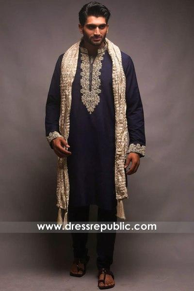 DRM5402 Festive Men Kurta Pajama for Wedding Man Kurta Pyjamas for Wedding